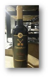 cross keys meritage wine