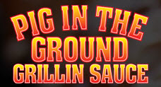 Pig InThe Ground Griliing Sauce
