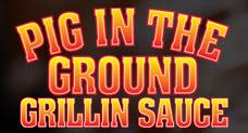 Pig InThe Ground Griliing Sauce